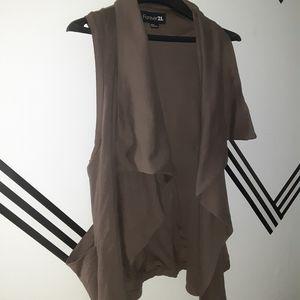 Forever 21 vest medium